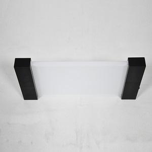 Wall mounted LED  acrylic lighting door lamp box