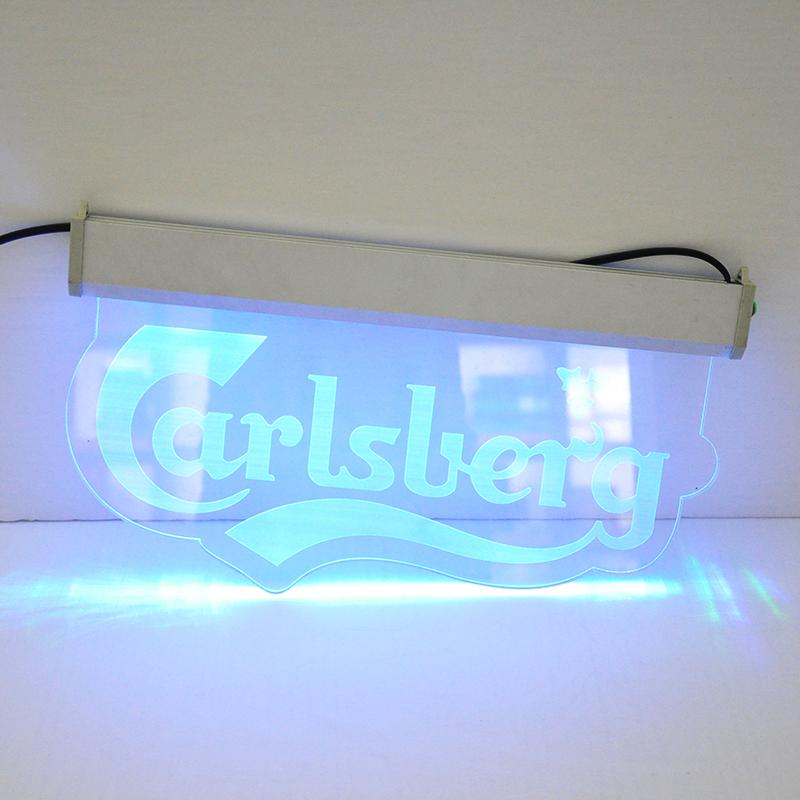 Custom Made LED logo hanging Sign
